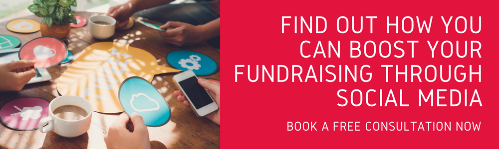 Boost your fundraising through social media