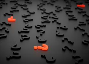 Questions social media
